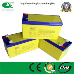 12V 7ah VRLA Battery for UPS, Electric Sprayer, Electric Mower