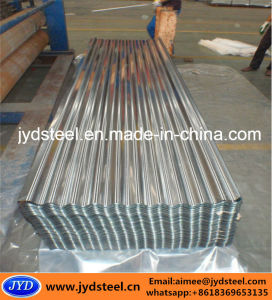 Corrugated Aluminiun Zinc Coated Steel Sheet pictures & photos