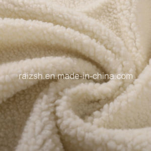 100% Polyester Warm Cashmere Velvet for Home Textile pictures & photos