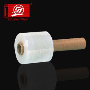 Super Thin 8 Micron PE Handle Packing Wrap Foil pictures & photos