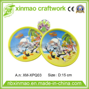 18cm Plastic Catch Game Ball with Dia: 5.5cm Light Ball pictures & photos