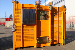 Construction Lift Sc100 for Sale Offered by Hstowercrane pictures & photos