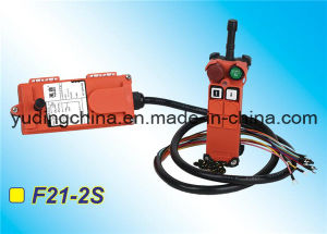 Manufacture Industrial Wireless Hoist Crane Remote Control F21-2s pictures & photos