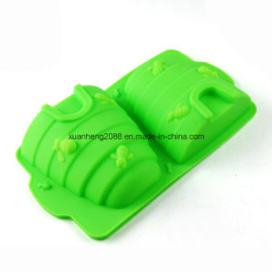 Silicone Cake Mold Pastry Mold pictures & photos