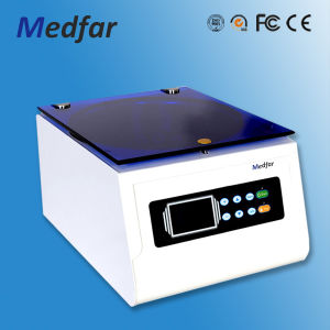 Medfar Medical Lab Prp Centrifuge for Hospital with CE ISO pictures & photos