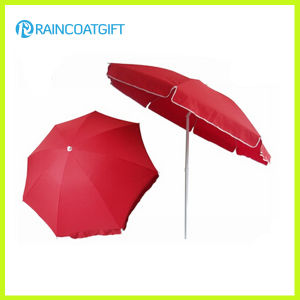 High Quality and Luxurious Custom Logo Printed Garden Umbrella pictures & photos