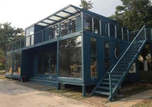 Container House for Modern Container Hotel Apartment pictures & photos