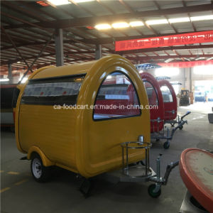 Hot Food Cart, Food Trailer, Catering Trailer pictures & photos