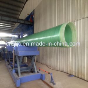 FRP Pipe Winding Machine / Composite Filament Pipe Making Machine pictures & photos