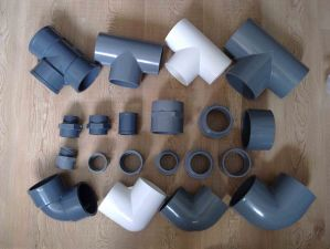 PVC Pipe Fittings ASTM D2466 Sch40 (FQ35009) pictures & photos