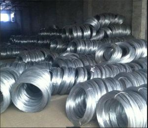 Construction Binding Wire/18gauge Galvanized Wire to Singapore, Malaysia pictures & photos