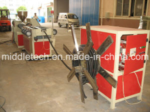 Single Wall Hose/Garden PE/PP Corrugated Pipe Production Line pictures & photos