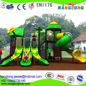 Commercial Outdoor Playground Equipment for Children in Amusement Park (2015-016A) pictures & photos