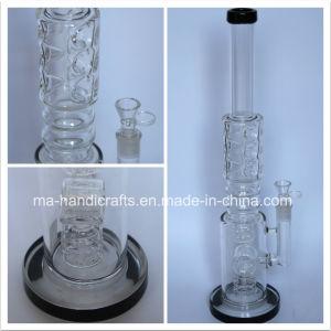 "18"" Ice Pinches Matrix Percolator Smoking Glass Water Pipes/Smoking Bubbler pictures & photos"