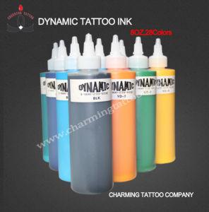 Dynamic Tattoo Ink (28 Colros)