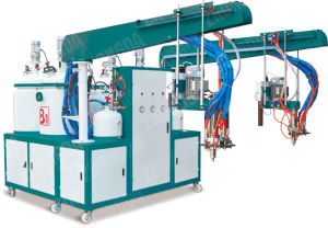 Polyurethane Foaming Machine (Double head) pictures & photos