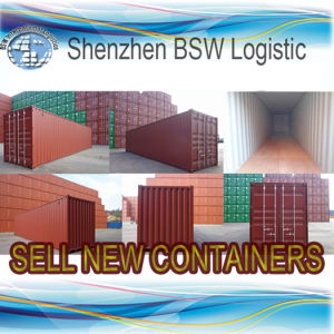 New Container, ISO Dry Container, Shipping Cargo Container, Customized Container pictures & photos