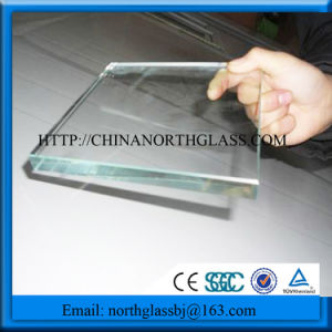 Ultra/Extra Clear Tempered Glass Low Iron Toughened Glass pictures & photos