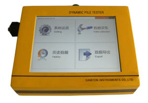 Pit Pile Integrity Tester pictures & photos