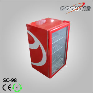Colorful Vertical Direct Cool Refrigerator (SC98) pictures & photos
