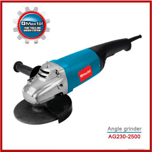 """2500W 230mm (9"""") Angle Grinder for Industry Use (AG230-2500)"""