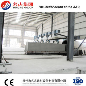 Automatic Autoclaved Aerated Concrete AAC Block Plant pictures & photos