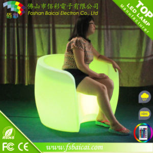 Modern LED Sofa (BCR-212C)