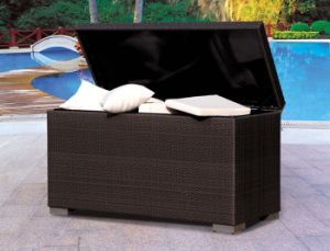 Outdoor Furniture-Fixed Cushion Box with Inner Box pictures & photos