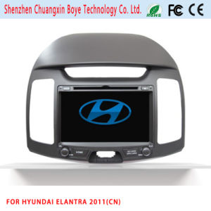 Car Navigation GPS Box DVD Player for Hyundai Elantra 2011 (CN) pictures & photos