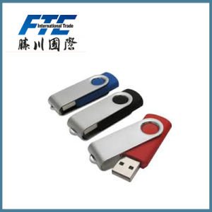 Advertising Promotion Swivel USB Stick pictures & photos