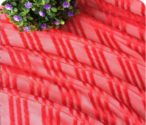 Spandex Heavy Lace Fabric for Marriage Gauze, Dress pictures & photos