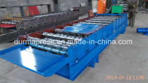 828 Type Color Steel Wall Decoration Cold Roll Forming Machine pictures & photos