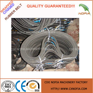 Cogged Belt, Rubber Belt, Timing Belt, V-Belt