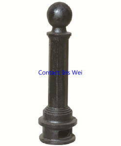 Cast Ductile Iron Outdoor Bollard (BC. E-A13) pictures & photos