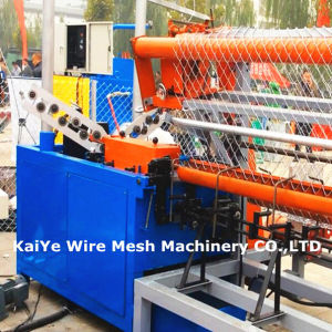 Automatic Chain Link Fence Machine /Diamond Mesh Machine pictures & photos