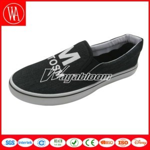 Leisure Comfort Canvas Shoes Plain Flat Casual Shoes