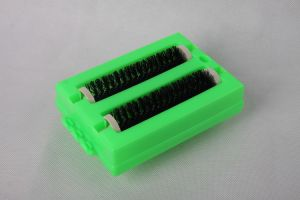 Plastic Carpet Brush for Home Cleaning (6201) pictures & photos