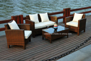 General Rattan Garden Sofa Set pictures & photos