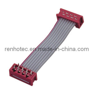 Micro Match IDC Flat Cable, IDC Flat Ribbon Cable Assembly pictures & photos