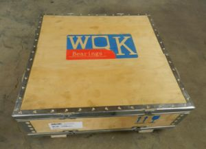 Wqk Bearing 23040 Cc/W33 Steel Cage Spherical Roller Bearing pictures & photos
