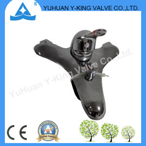 Single Handle Water Basin Faucet Tap (YD-E018) pictures & photos