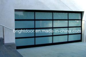 Glass Panel Garage Door Prices pictures & photos
