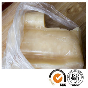 Light Yellow and High Quality SBR 1502 Rubber for Soles pictures & photos
