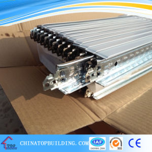 Alloy Loack Head Ceiling T Grid for Ceiling Board pictures & photos