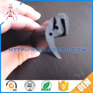 Durable Edge Trim PVC U Channel Strip with Good Flexibility pictures & photos