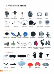 Engine Parts (Cylinder Gasket) pictures & photos