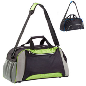 Nylon Polyester Sport Travel Travelling Bag with Shoe Compartment pictures & photos