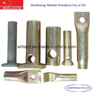 Precast Concrete Lifting Fixing Insert Socket with Flat End (M12-M30) pictures & photos