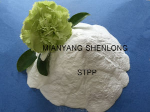 Sodium Tripolyphosphate Industrial Grade with High Purity