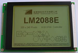 "320X240 5.7"" Graphic LCD Display Cog Type LCD Module (LM2088) pictures & photos"